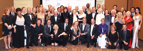 The Sinatra bunch.  Can you find Robert Wagner?