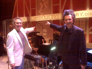 Randy & Gary At the Opry