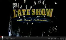 Late Night with David Letterman 2005
